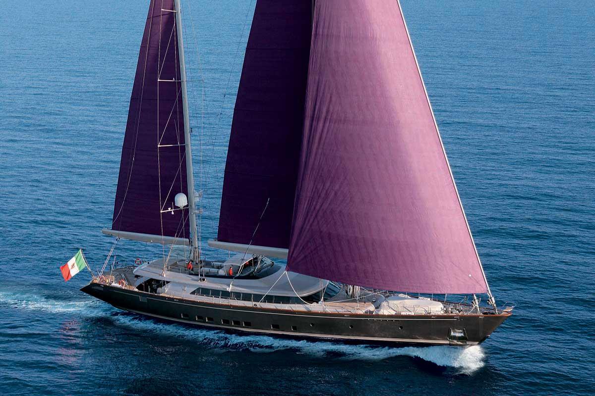 Sailing Yacht Baracuda Valetta