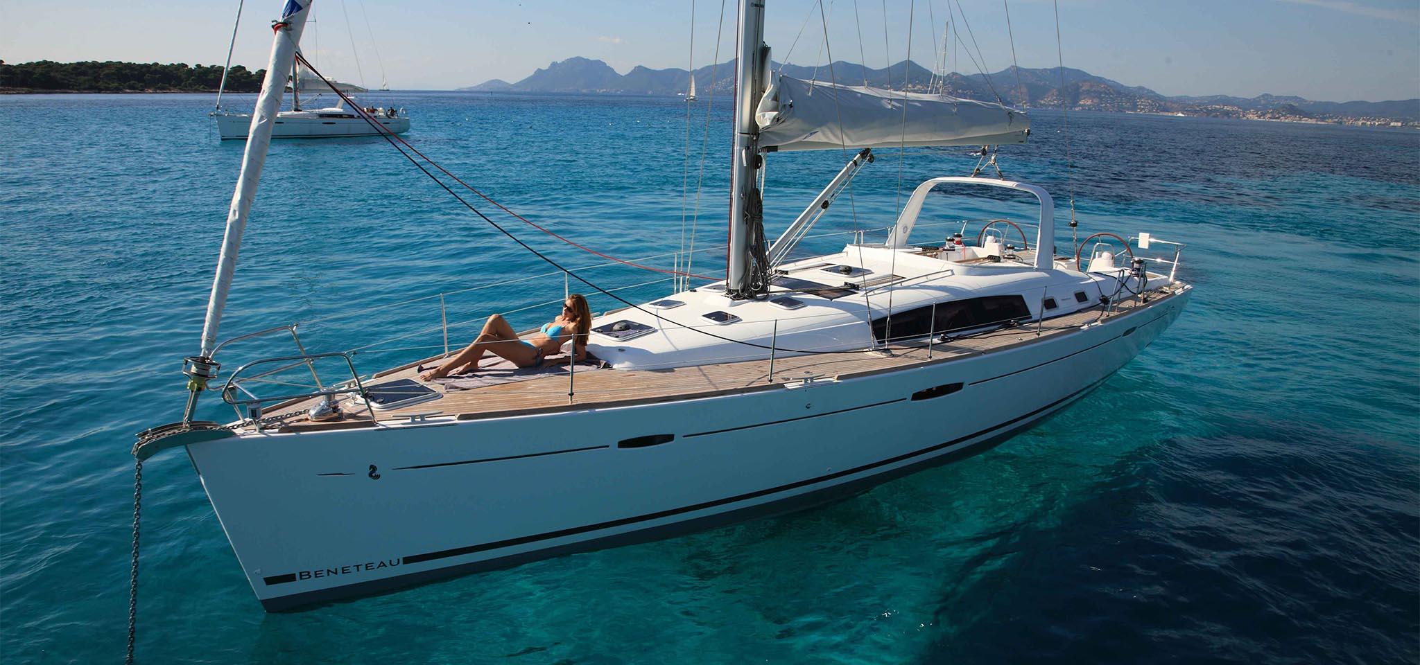 Bareboat Yacht Charter, Bareboat Sailing Yacht Charter