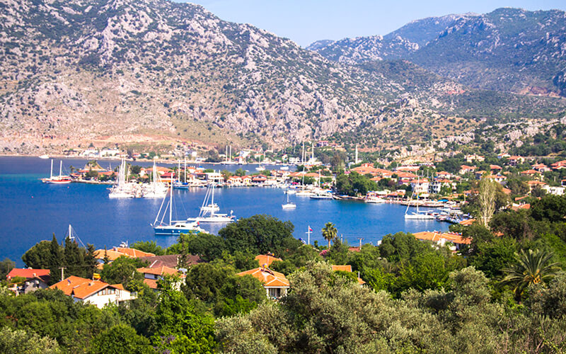 Yacht Charter Bodrum - Yacht Charter Prices Bodrum