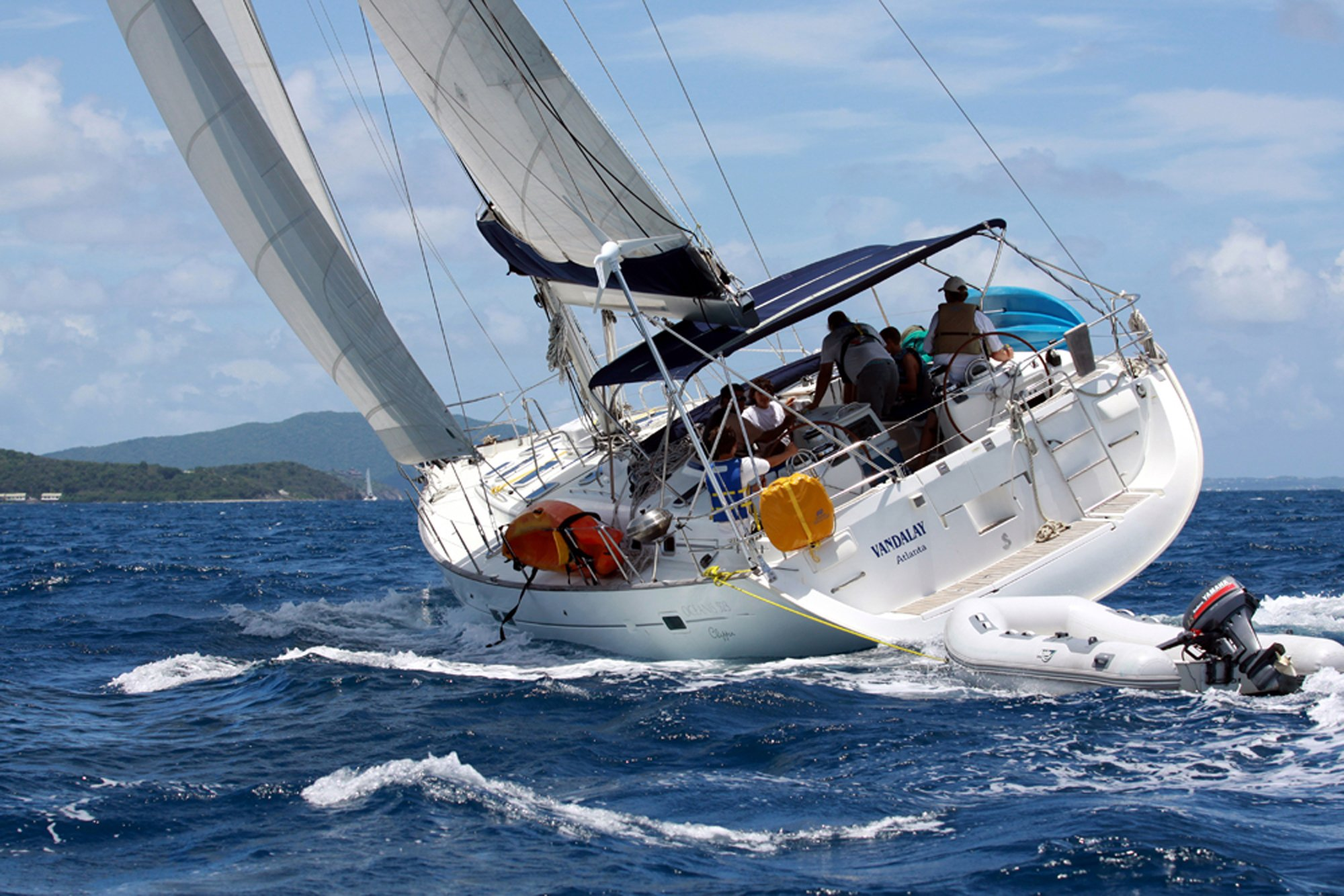 Bareboat Yacht Charters - Save Money With A Bareboat Charter