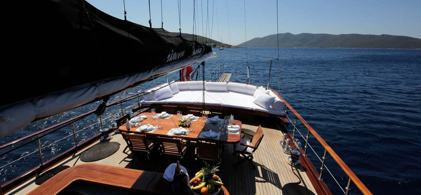Luxury Gulet Charter, Gulet Cruise Turkey