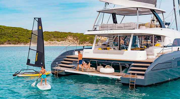 Bareboat Catamaran Charter and Crewed Catamaran Charter Prices