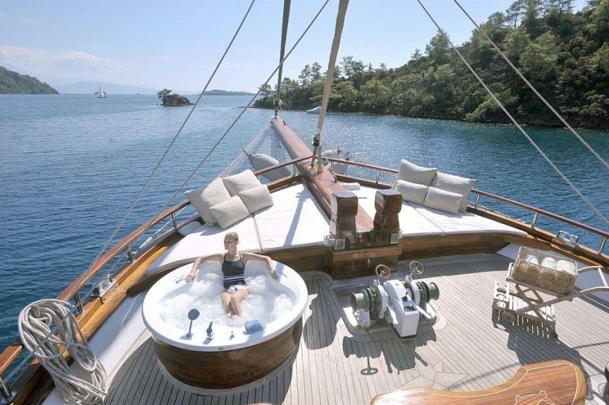 Crucero Azul en Turquia