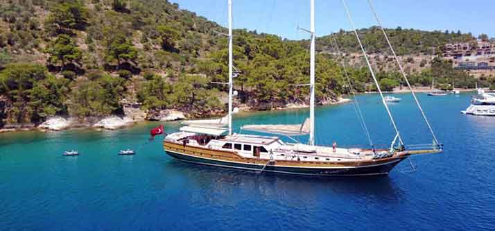 Private Gulet Charter and Gulet Charter Prices