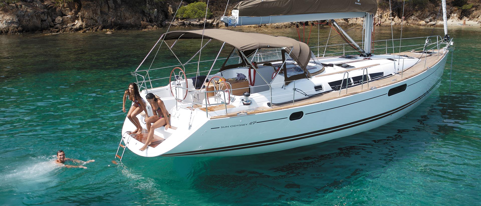 Bareboat Yacht Charter, Bareboat Sailing Boat Charter
