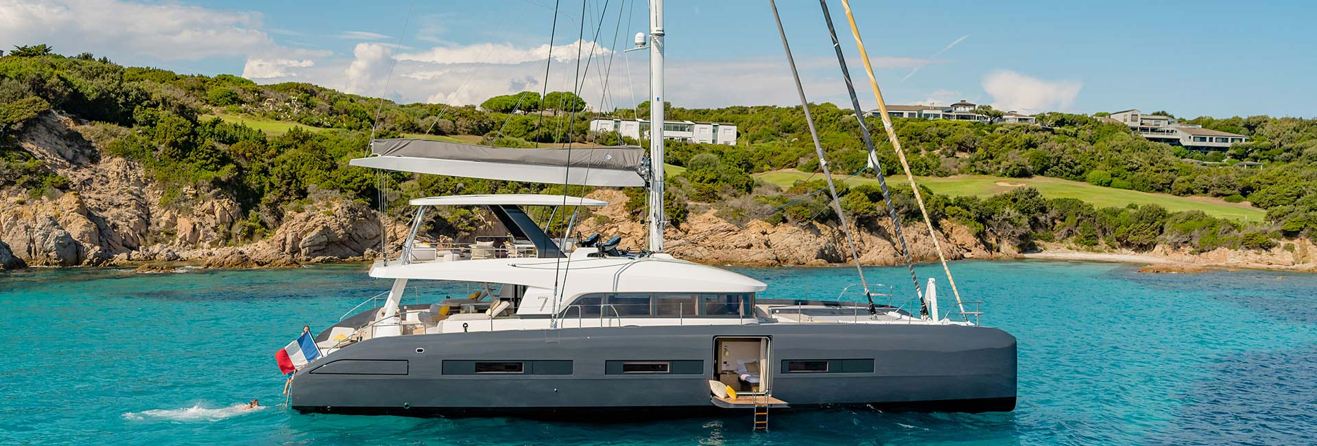 Catamaran Charter, Luxury Catamaran Rental