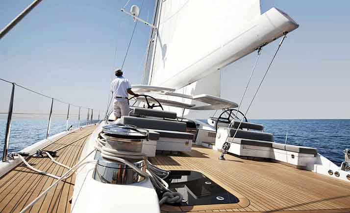 Private Sailing Yacht Charter and Sailing Boat Charter Prices