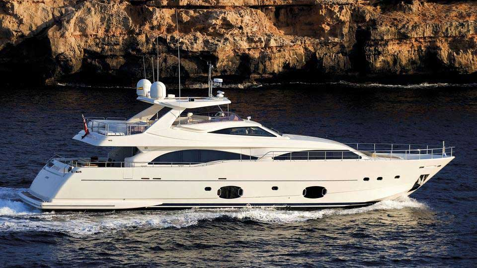 Motor Yacht Sea Lion II