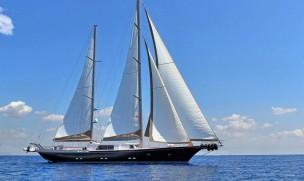 Sailing Yacht Moss